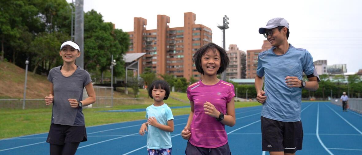 跑步 想跟孩子共享跑步樂趣嗎?掌握這8大安全要點!