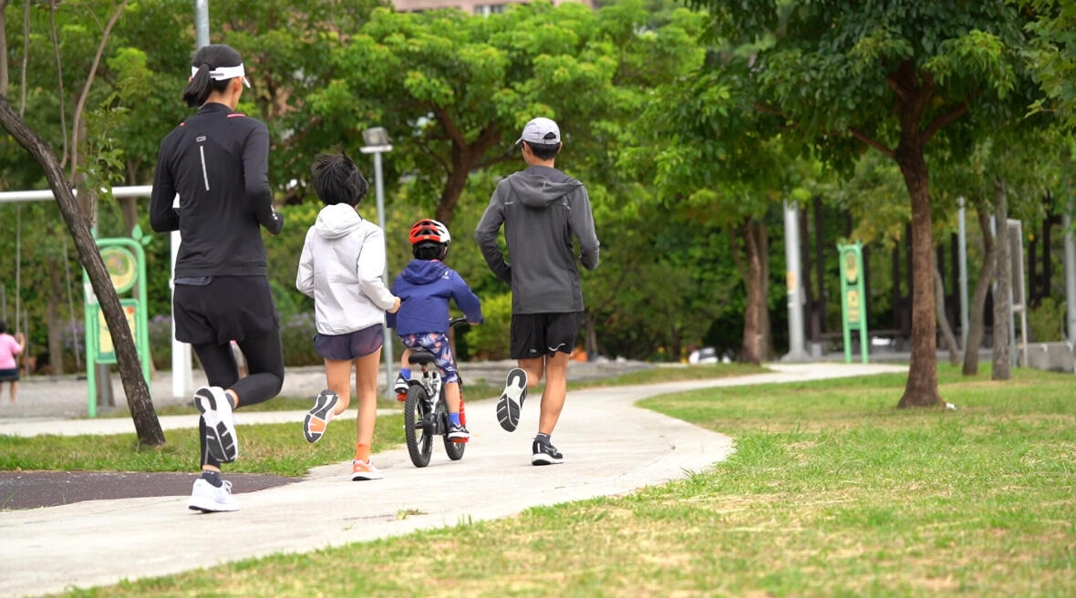 Running With Family Safety Guidelines