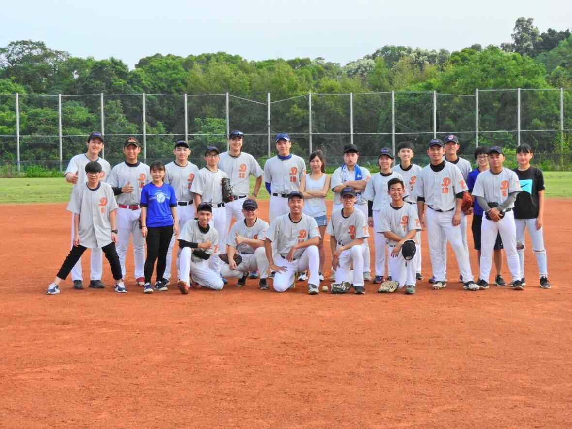 迪卡儂棒球台中社團