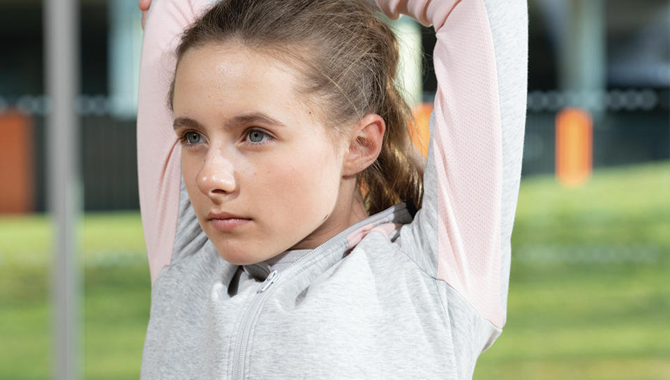 Sélection pulls vestes gym filles