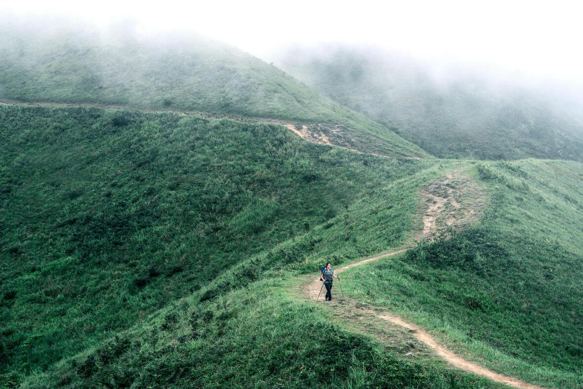Hike to reflect