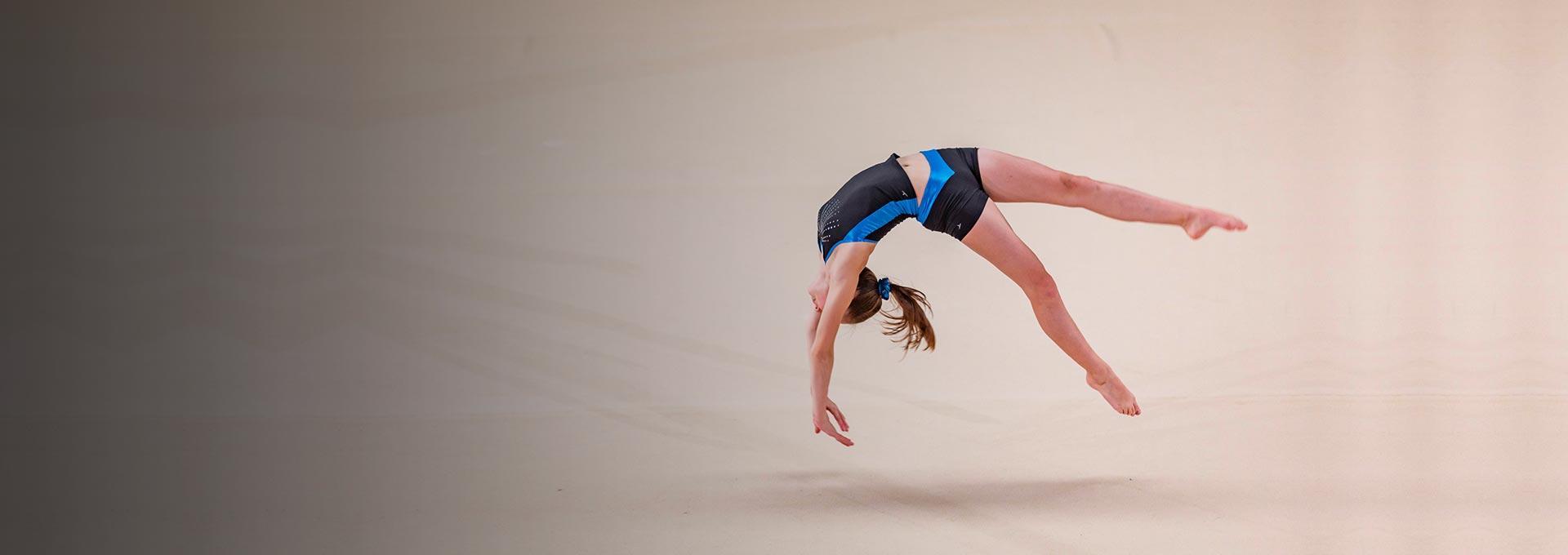 Sélection 2019 2010 Gym artistique féminine