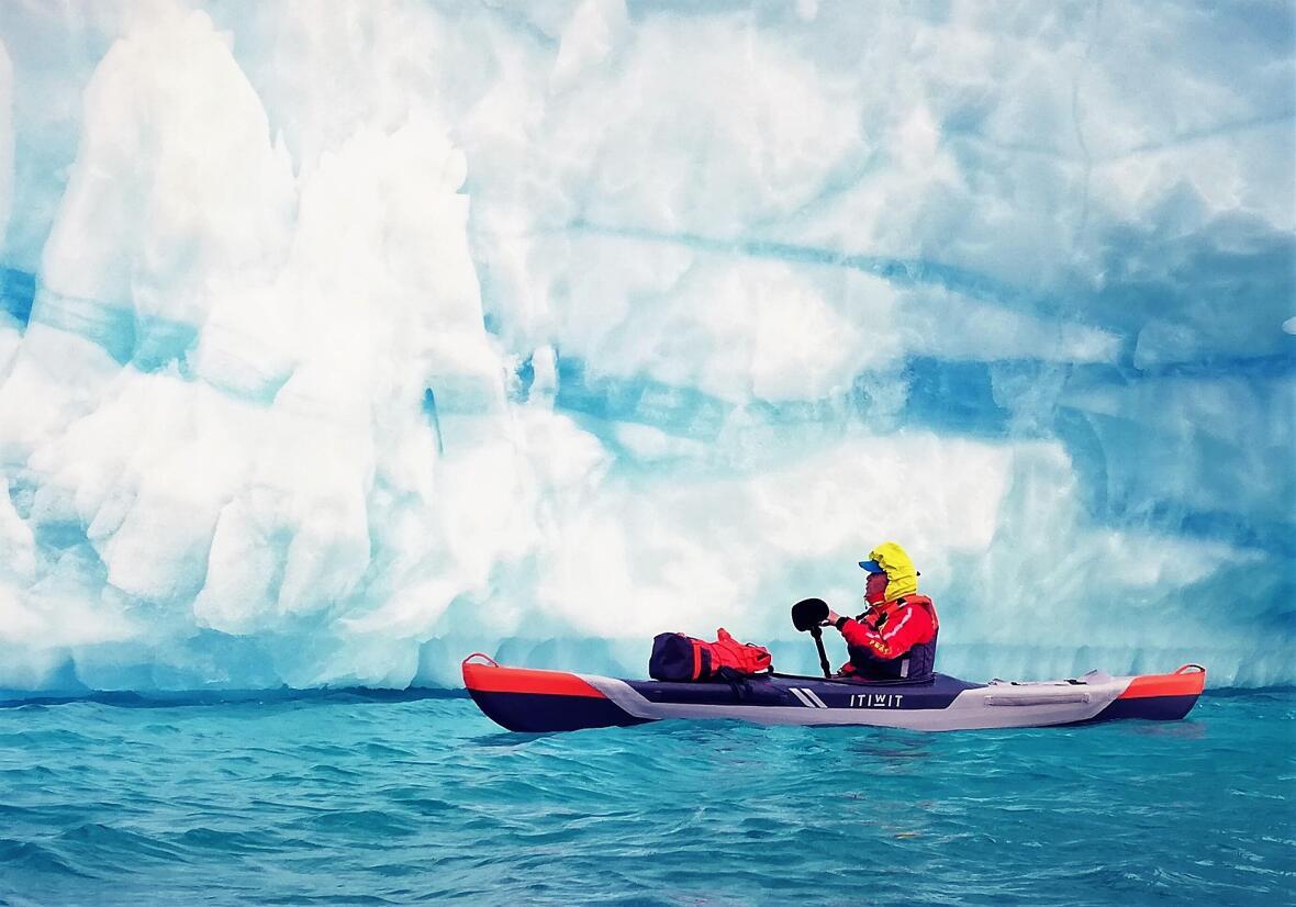 eric chazal trip greenland kayak itiwit