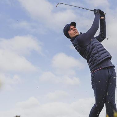Header golf temps froid