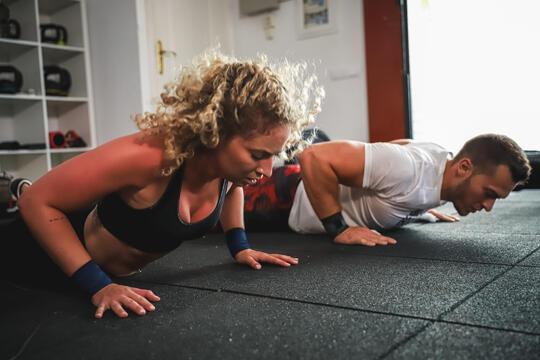 Musculation : améliorer son explosivité