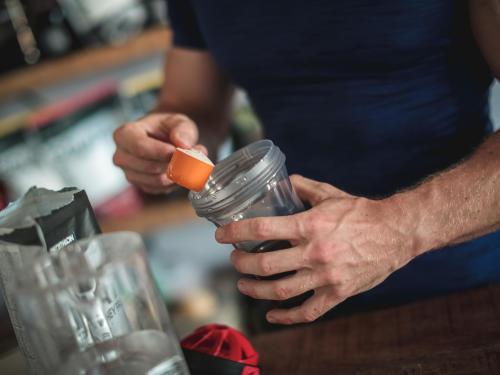 musculation avec ou sans protéine