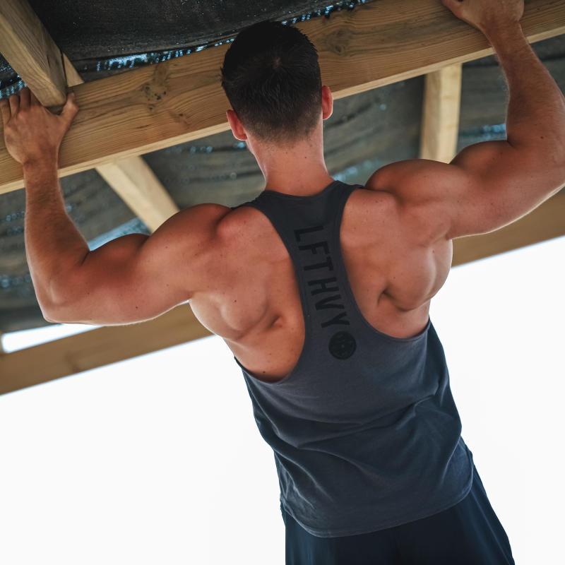 musculation dos en V