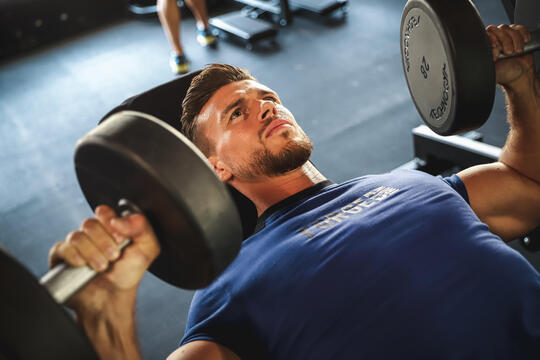 Muscler ses pectoraux en 4 exercices