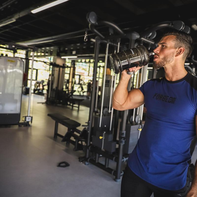 Musculation avec et sans protéine, quelle différence