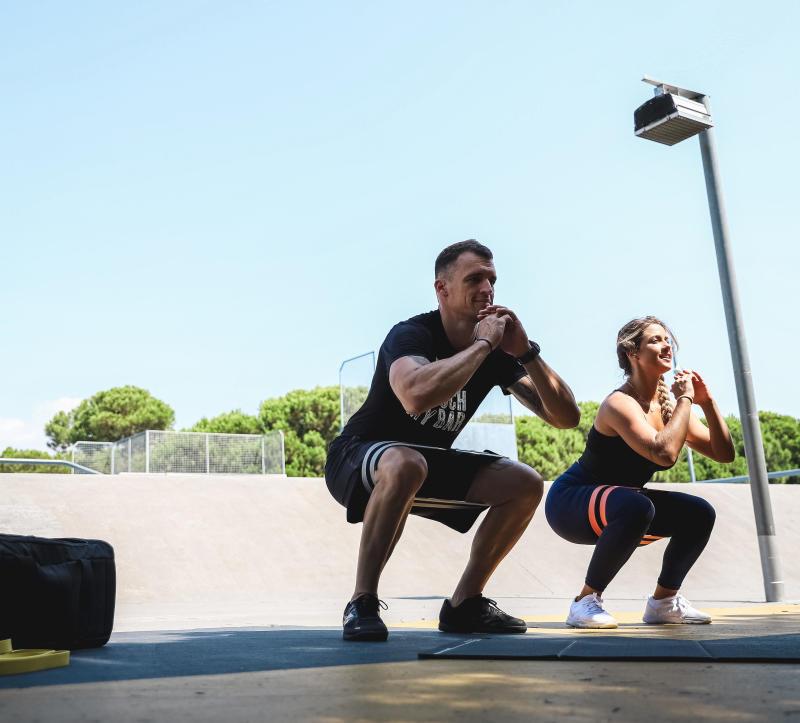 pourquoi faire du squat