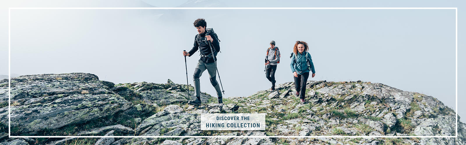 discover the hiking collection mountain hiking quechua decathlon