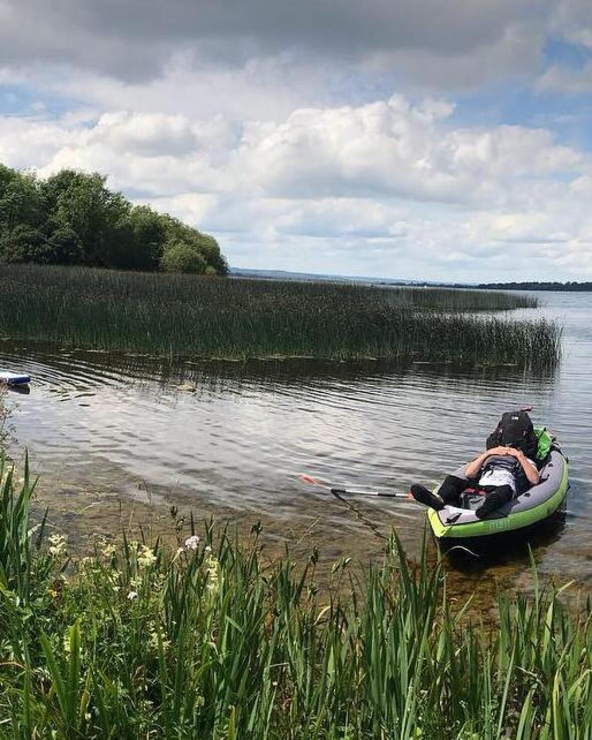 kayak river shannon ireland
