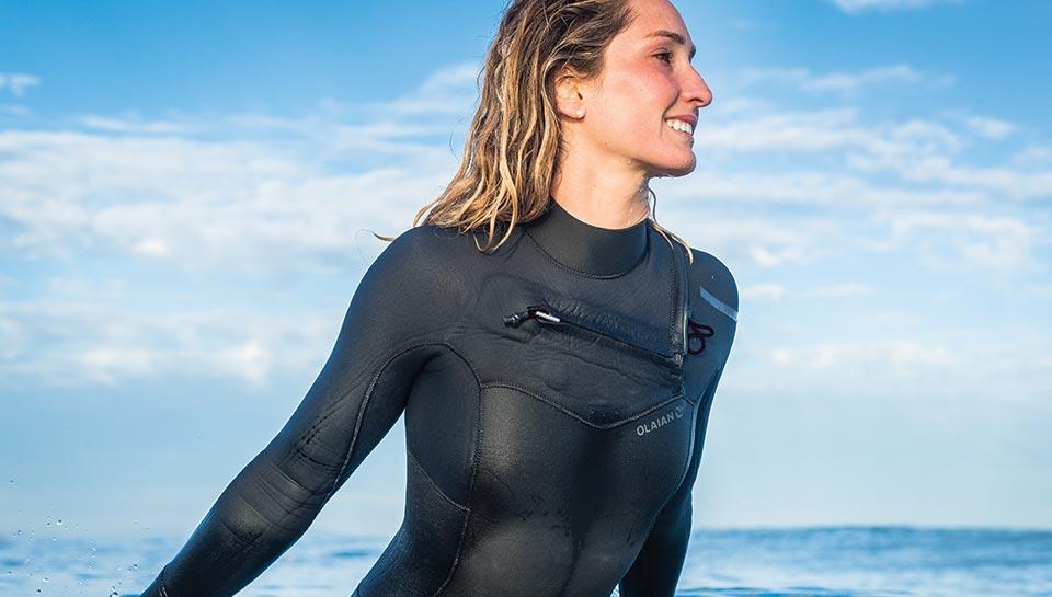 Combinaison Surf Femme