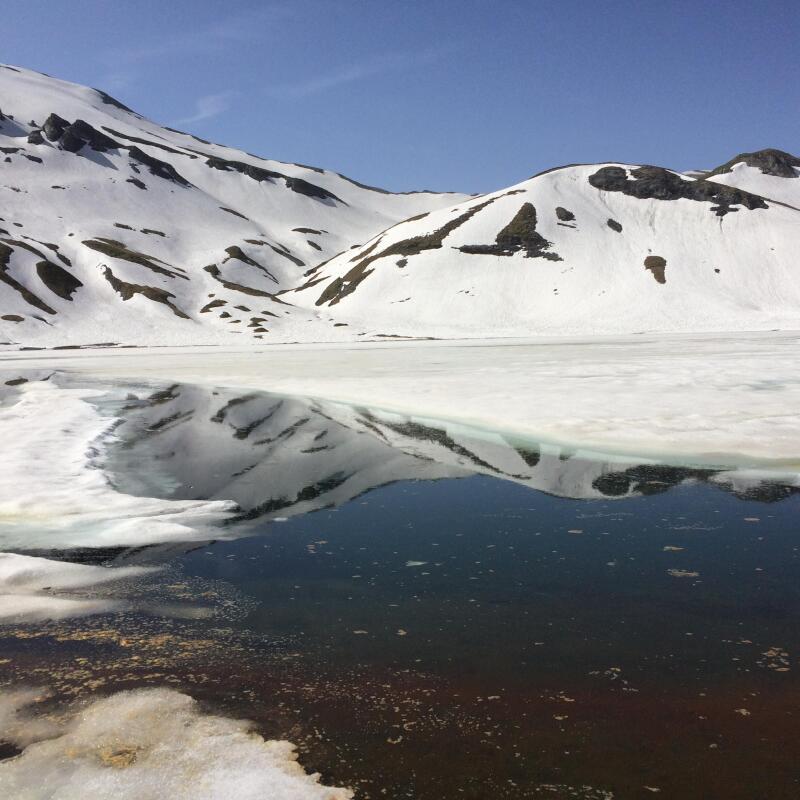 itineraire rando lac d'anterne