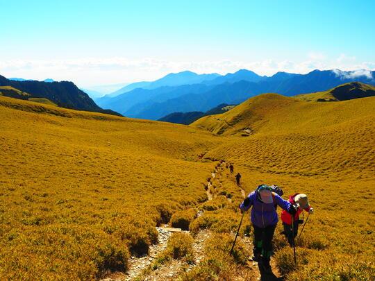 登山 | 來場秋冬的壯遊吧!15條經典路線,你探訪了嗎?