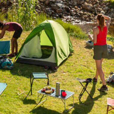 Let's go camping - Welches Zelt passt zu mir?
