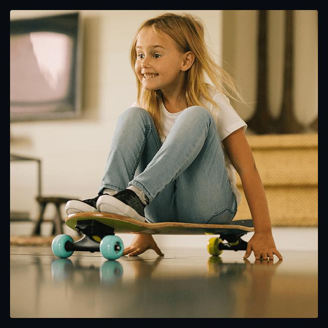 skate child