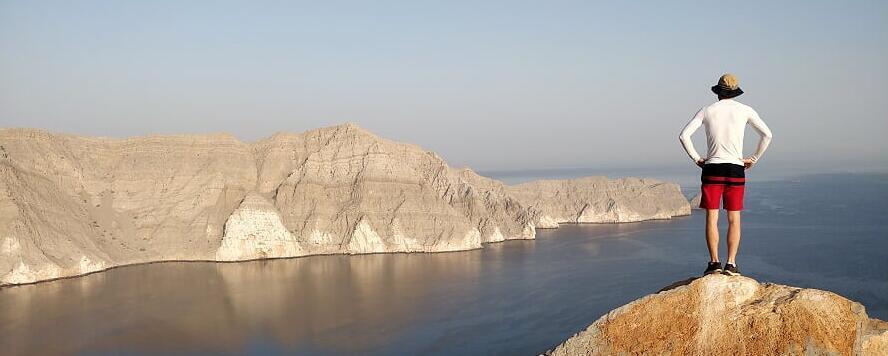 fjords arabie