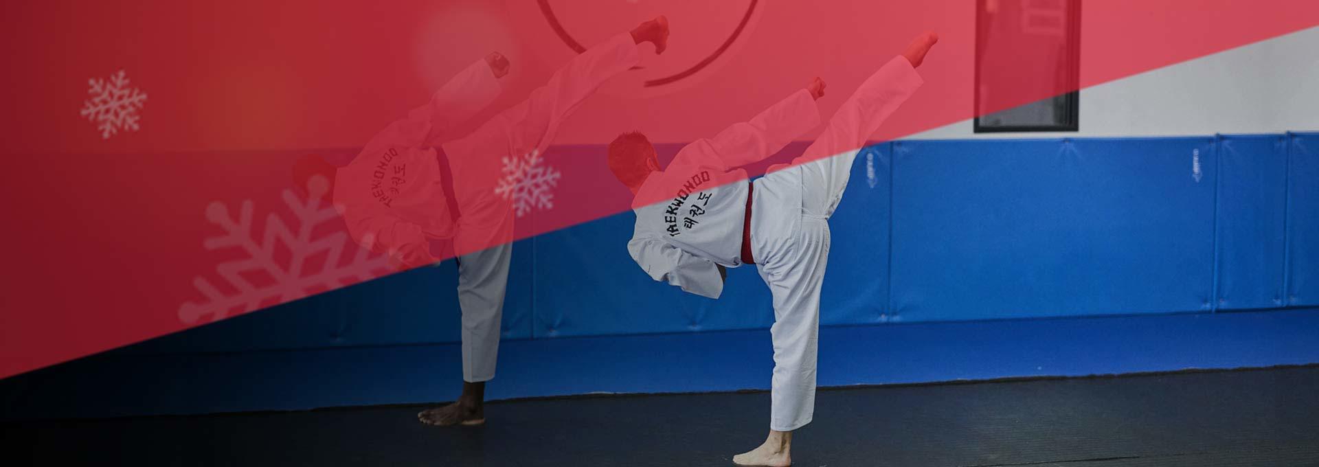 Idées cadeaux Noël Taekwondo