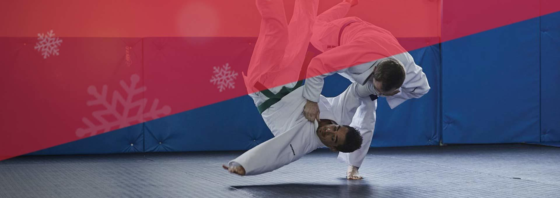 Idées cadeaux Noël Judo