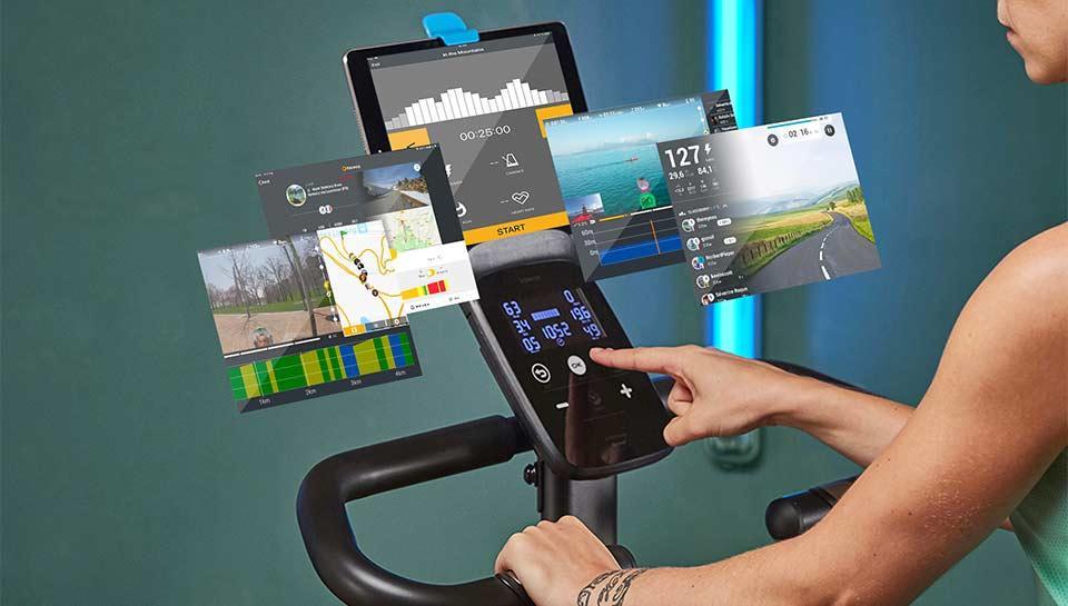 Fitness appareils connectés