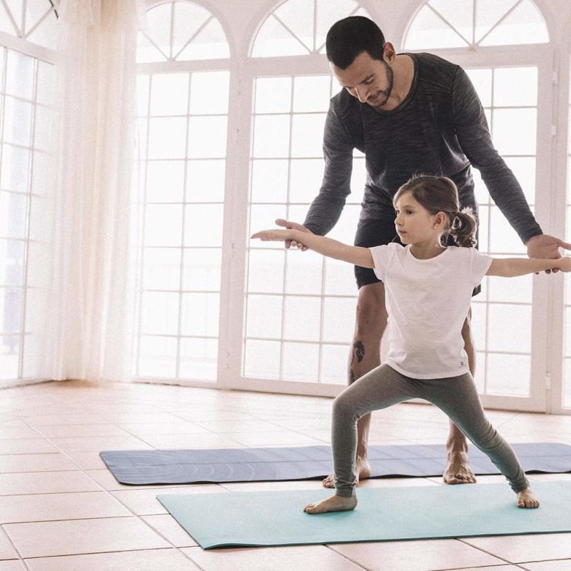 Yoga pour enfants : programme 5 jours - séance 3