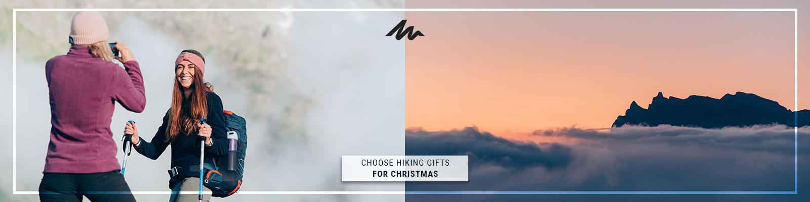 choose hiking gifts for christmas quechua decathlon