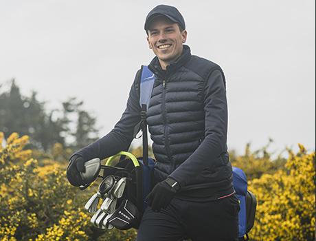 Idée cadeaux golf temps froid