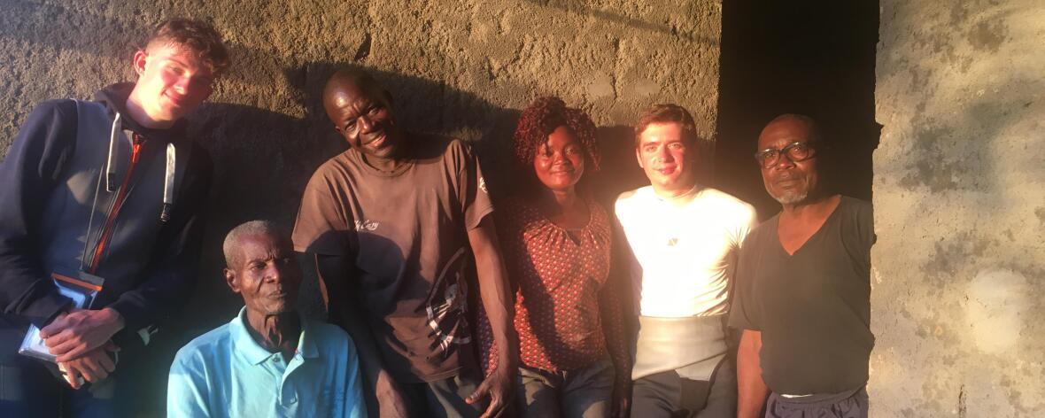 cameroun stephane nedelec SUP trip
