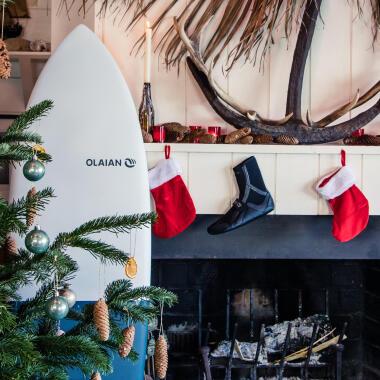 NOËL : 15 IDÉES CADEAUX POUR SURFEURS / SURFEUSES