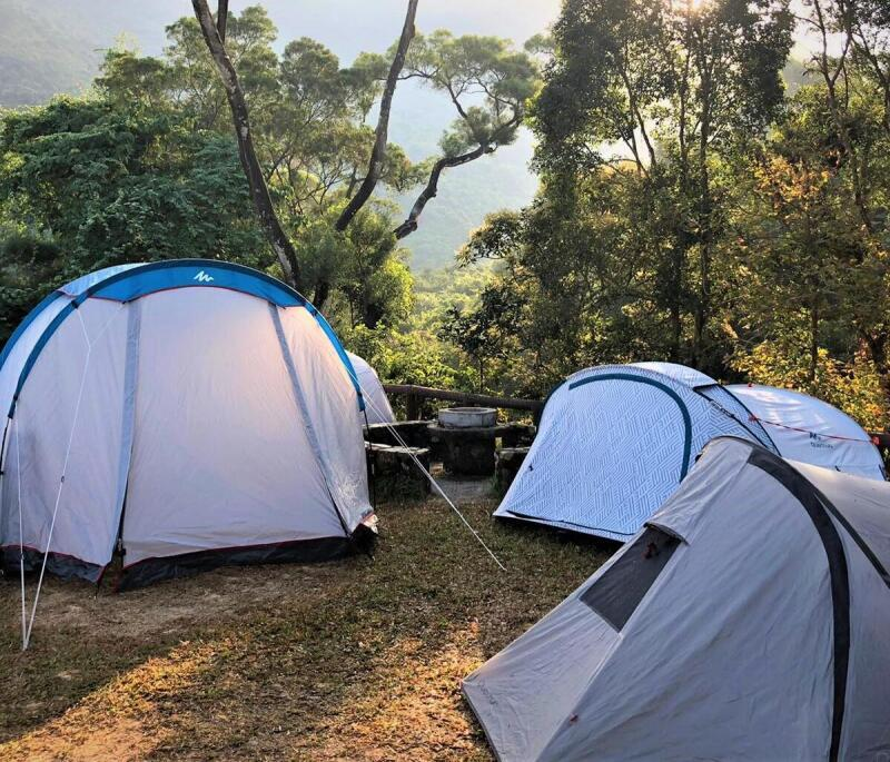 香港露營地點推介