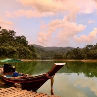 itineraire d'un voyage en thailande