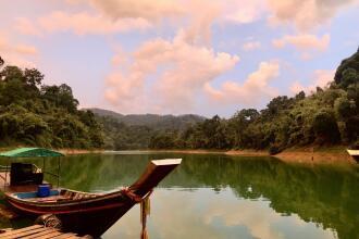 itineraire trek 10 jours en Thailande