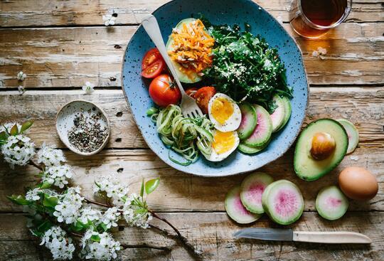 運動後該怎麼吃 ? 專家報給你知 !