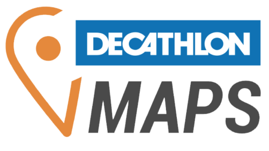 Decathlon maps