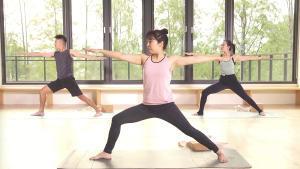 瑜珈教學影片: 冬日暖暖瑜珈