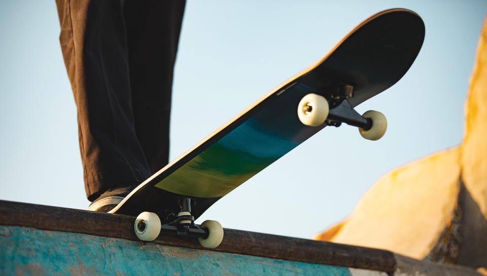 Skateboard dès 12 ans COMPLETE 100