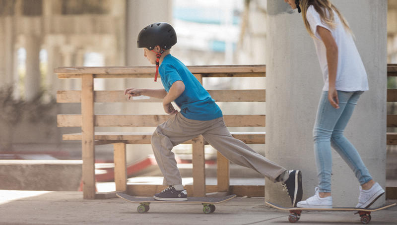 Skateboard complet MID 500