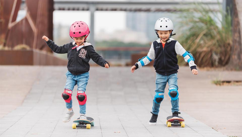 Skateboard innovant PLAY 120