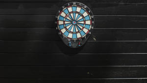 How To Count Points On A Dart Board