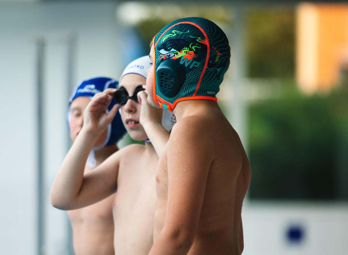 Notre innovation pour le waterpolo : Easyplay