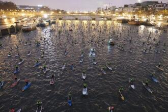 Paris Nautic Paddle SUP