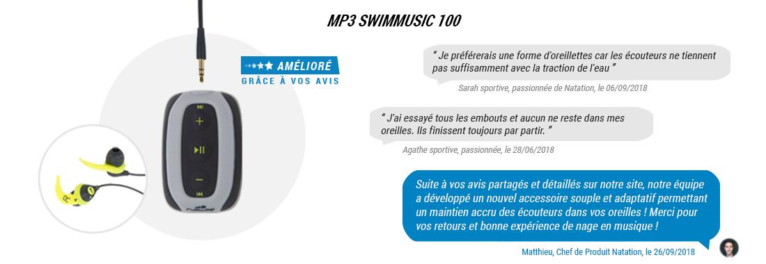 Amélioration MP3