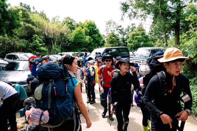 松蘿湖之旅
