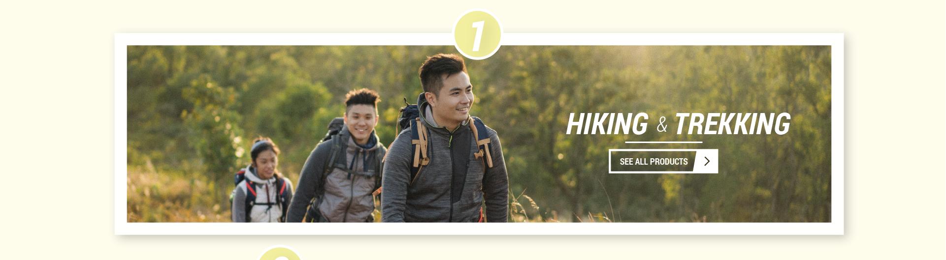 Best Sport - Hiking