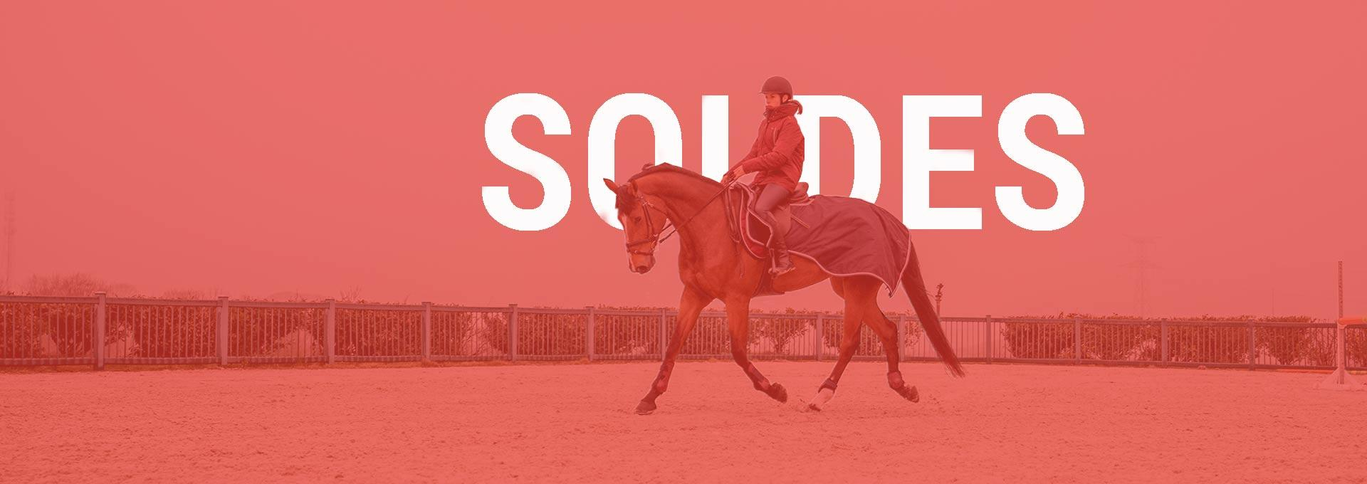 equitation SOLDES decathlon BONS PLANS