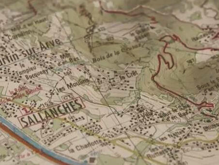 Comment lire une carte IGN et s'orienter ?