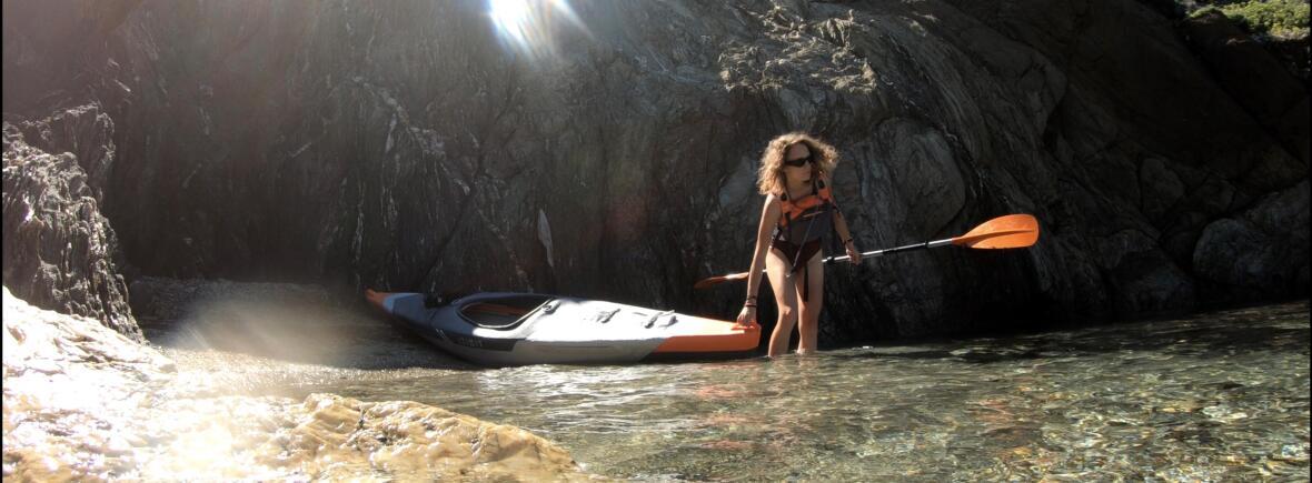 kayak gonflable projet azur