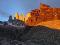 trek au bout du monde en Patagonie dans le parc national de Torres del Paine