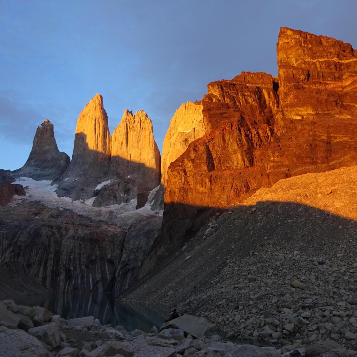 rain shadow desert patagonia